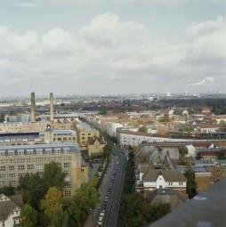 Oberschöneweide: Blick vom Behrens-Turm (c) Mila Hacke