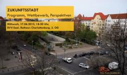 Noch braucht es viel Phantasie um sich den Verkehrsknotenpunkt Bundesplatz als Ort nachhaltiger Mobilität vorzustellen. (c) Frank Guschmann